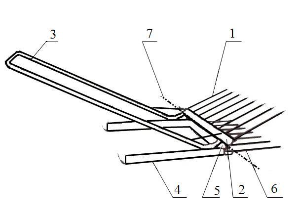 Копалка для огорода своими руками чертежи 25